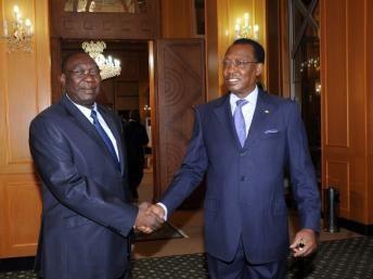 Tchad - RCA : la sécurité en Centrafrique au centre des discussions entre Michel Djotodia et Idriss Déby