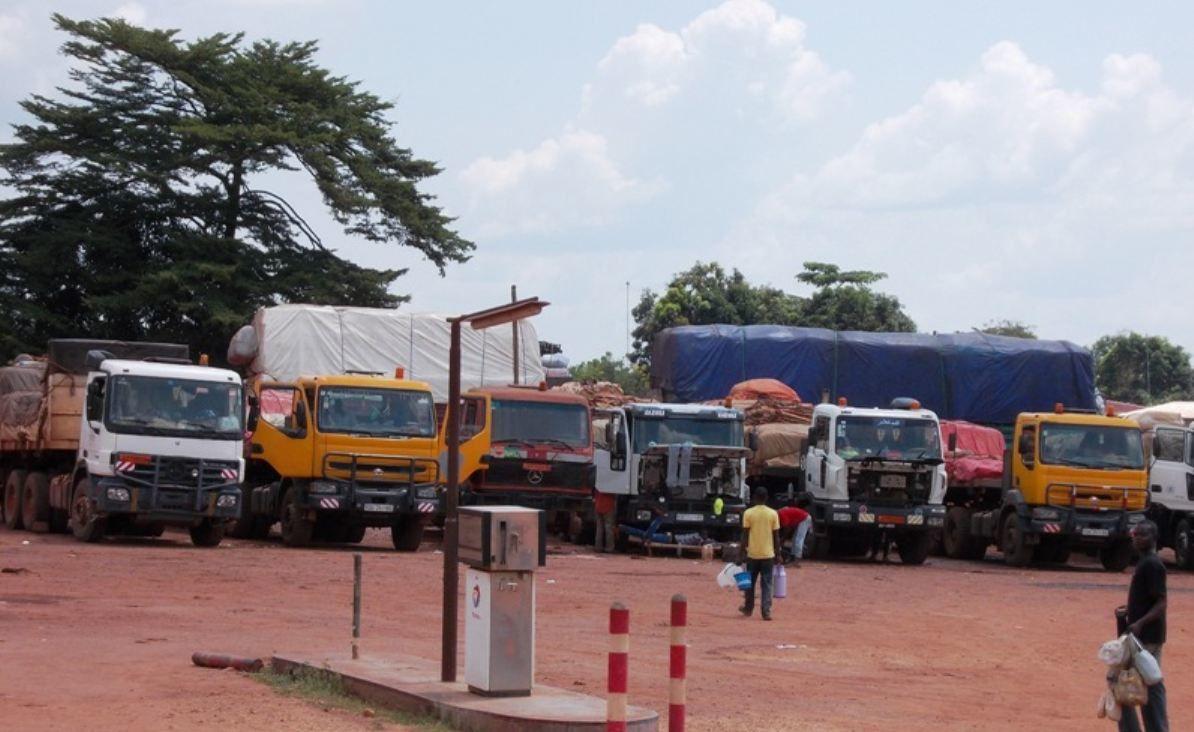 Des camionneurs camerounais menacent de ne plus desservir la Centrafrique