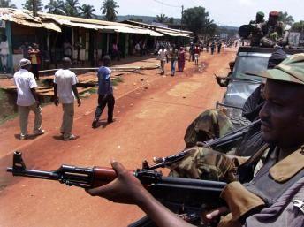 RCA : incident entre des éléments de la Seleka