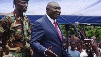 Centrafrique : le président annonce un moratoire sur le diamant, dément tout islamisme