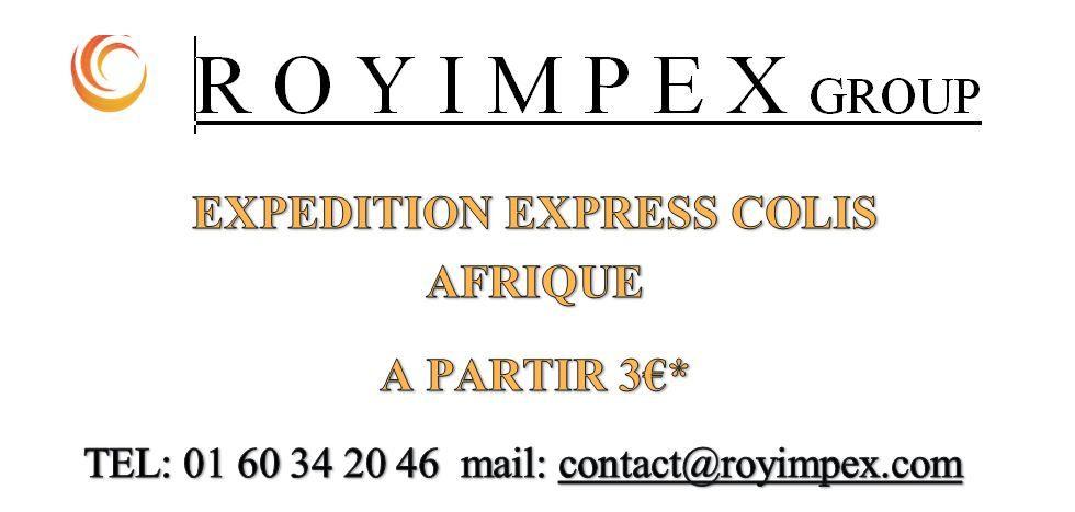Annonce de ROYIMPEX