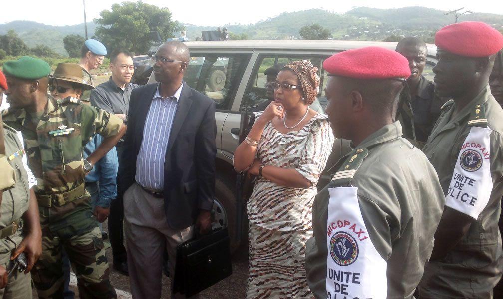 Poursuite des activités de planification du déploiement de la Mission Internationale de Soutien à la Centrafrique sous conduite Africaine
