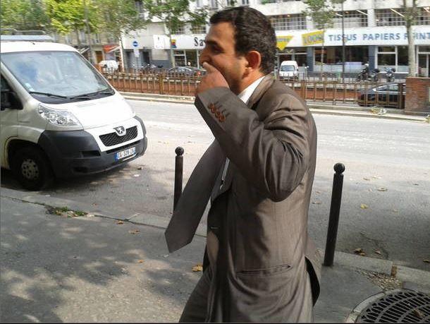 Incident dans un hôtel parisien où Bozizé est débusqué alors qu'il s'entretenait avec un de ses obscurs amis libanais