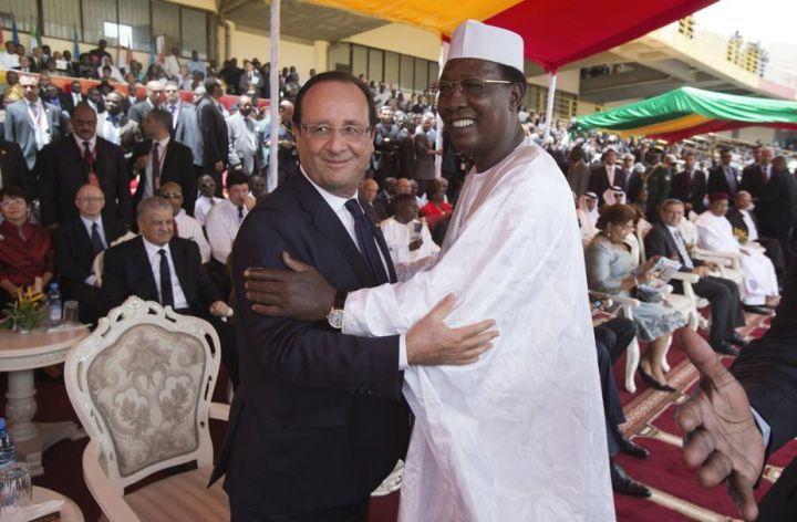 Lu pour vous : Faute de réseau africain, François Hollande met l'armée en première ligne
