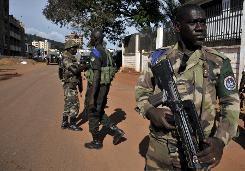 Centrafrique: fin de razzia à Bangassou pour le colonel Abdallah