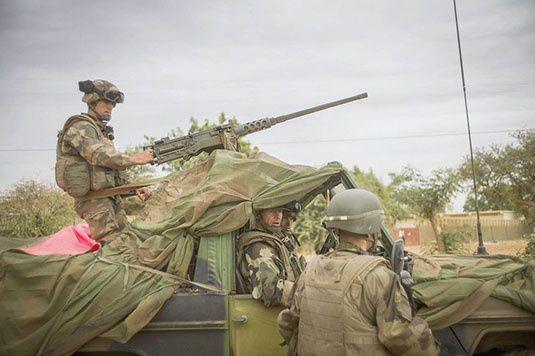 Des députés français pour un rôle militaire accru de l'UE