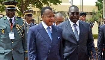 Oyo (Congo B) : Michel Djotodia chez le président Denis Sassou N'Guesso