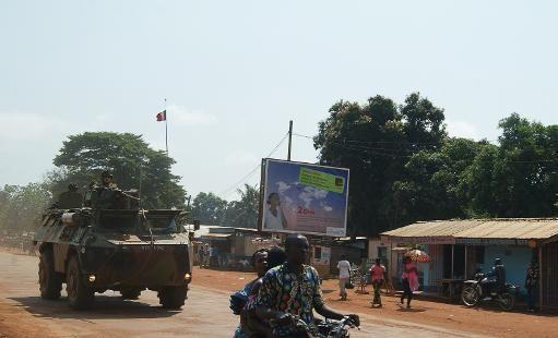 Lu pour vous : Que va faire l'armée française en Centrafrique ?