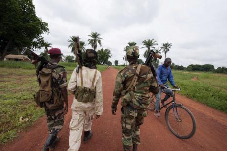 Centrafrique : devant l'imminence de l'intervention française, les rebelles détalent