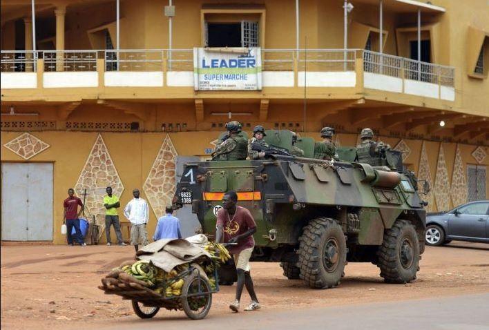 Centrafrique: la situation s'améliore lentement