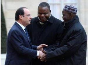 Centrafrique : tournée des responsables religieux en Europe