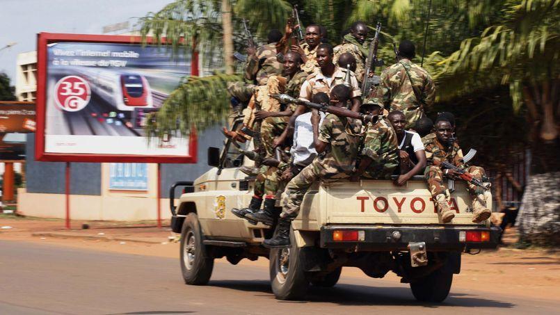 Livre : Vient de paraître : Centrafrique : pourquoi la guerre ?