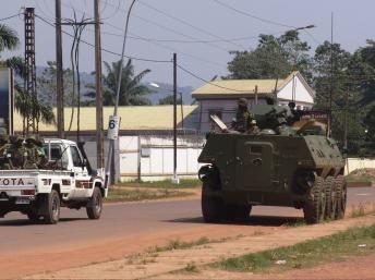 Centrafrique: opération militaire en cours à Sibut