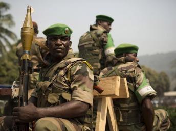 Algérie-Centrafrique : un soutien en transport aérien des troupes