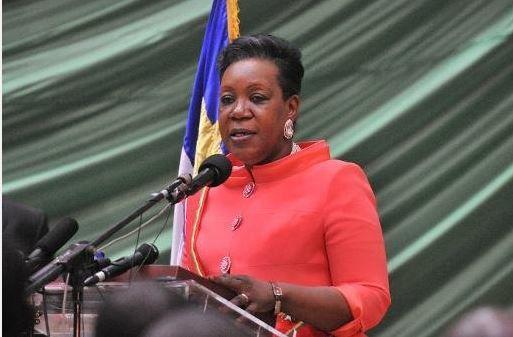 Le Ministre Toussaint Kongo Doudou engagé à mettre en application la politique du Chef de l'Etat de Transition, Mme Catherine Samba-Panza