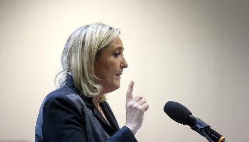 Centrafrique: Marine Le Pen demande à l'UE de soutenir financièrement la France