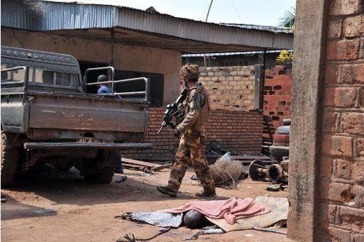 Centrafrique : une église pleine de réfugiés attaquée à la grenade