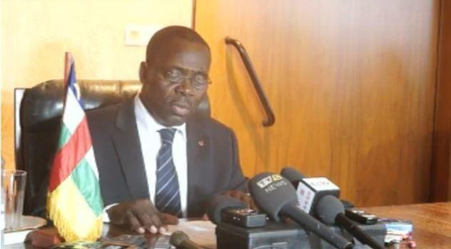 Déclaration liminaire à la conférence de presse du PM André Nzapayéké