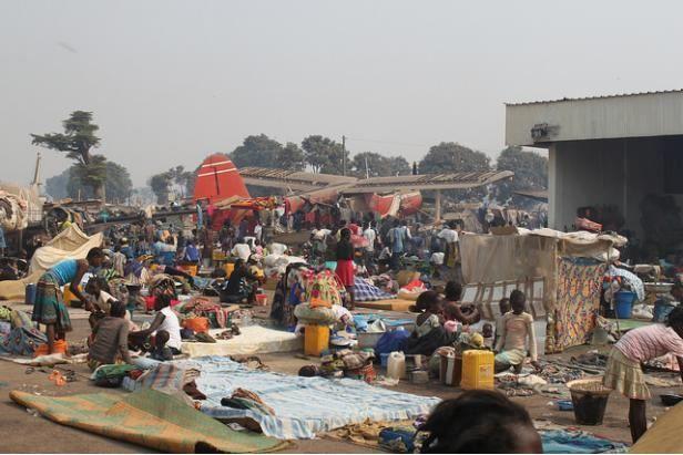 RCA : L'exode des musulmans de Centrafrique se poursuit