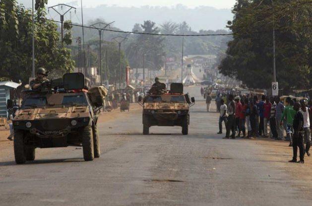 Lu pour vous : Sangaris : la France au cœur du bourbier centrafricain