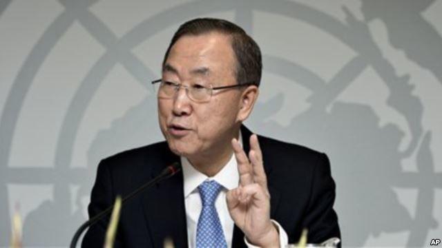 Centrafrique : Ban Ki-moon appelle à soutenir la MISCA