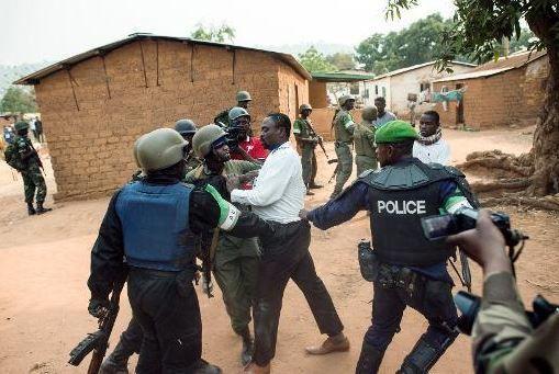 Centrafrique : huit leaders miliciens anti-Balakas arrêtés dont le porte-parole Yvon Konaté
