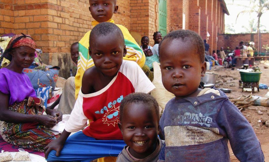 Centrafrique : Sauver les enfants en situation d'urgence