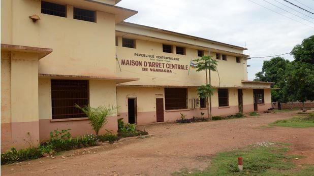 La Mission internationale de soutien à la Centrafrique sous conduite Africaine déjoue une tentative d'évasion à la prison de Bangui