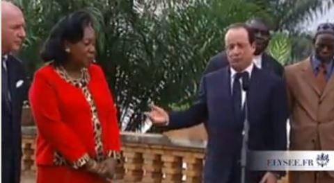 Centrafrique : François Hollande aux chefs religieux