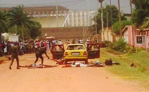 Centrafrique : &quot&#x3B;Il faut impérativement des Casques bleus en grand nombre&quot&#x3B;, dit l'archevêque de Bangui