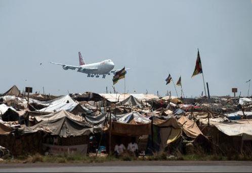 Lu pour vous : La Centrafrique face à la catastrophe humanitaire
