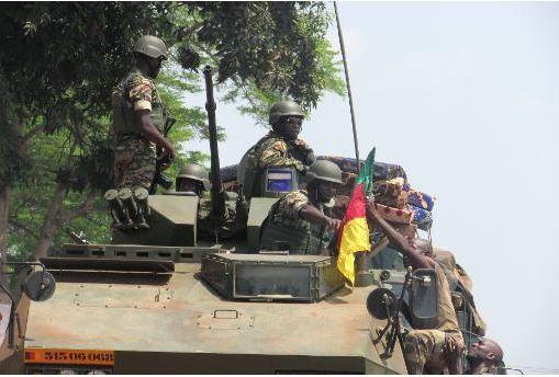 Centrafrique : un pic de violence à Bangui