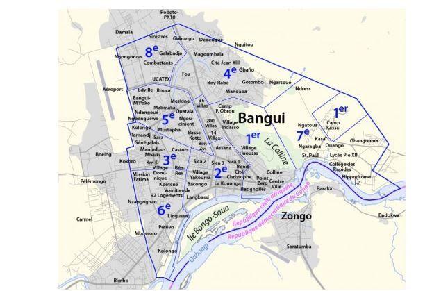 Lu pour vous : Les &quot&#x3B;moblos&quot&#x3B; sur le départ pour Bangui, la mission EUFOR RCA toujours bancale