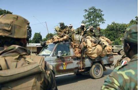 Le Tchad se retire de la force africaine en Centrafrique