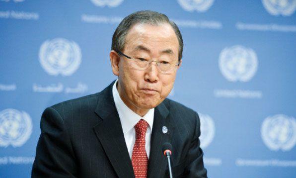 Ban Ki moon annoncé à Bangui, samedi