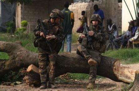 Centrafrique : deux soldats français blessés