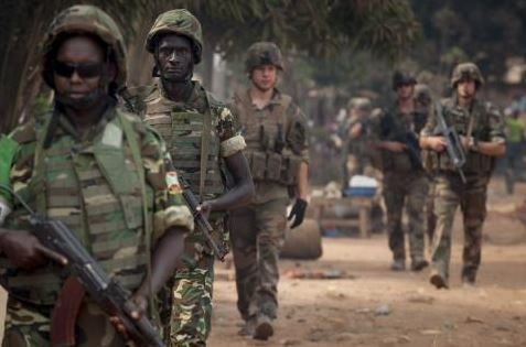 Centrafrique: intenses négociations à Bria