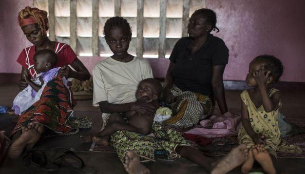 Situation sanitaire en Centrafrique