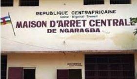 Lancement des travaux de réhabilitation de la maison d'arrêt de Ngaragba