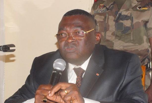 Le Général Xavier Sylvestre Yangongo annonce sa candidature pour la présidentielle de 2015
