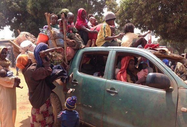 RCA: premières évacuations des musulmans du PK12 de Bangui
