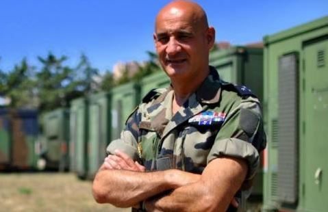 EUFOR - RCA : une compagnie du 152e RI arme la force de l'UE