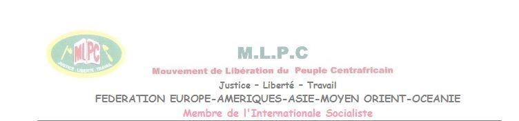 Message de la Fédération Europe du MLPC à la CRPS