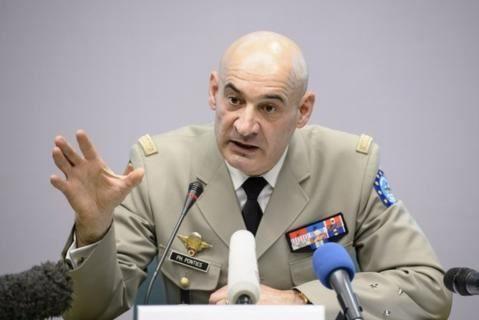 Dans le QG grec de l'opération de l'UE en Centrafrique