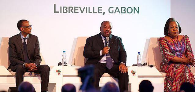 Nyfa 2014 : Ali Bongo, Kagamé, Samba-Panza et la jeunesse africaine