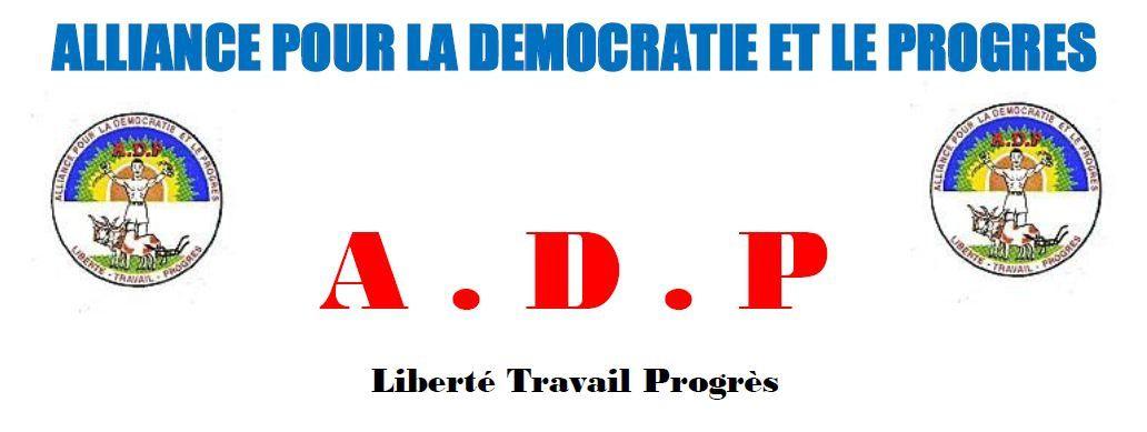 COMMUNIQUE DE PRESSE DE L'ADP