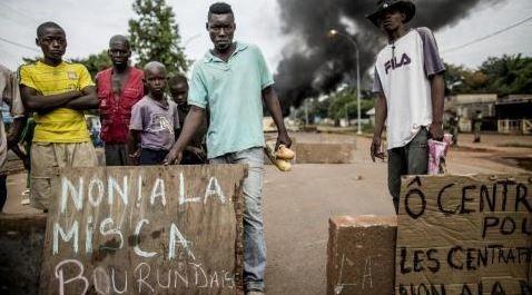Transition en Centrafrique : les appels au désarmement se multiplient