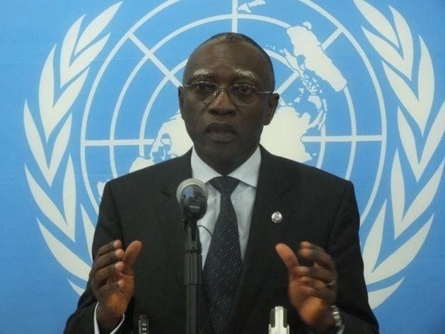 Centrafrique: l'ONU &quot&#x3B;souhaite&quot&#x3B; qu'une réduction des effectifs français soit possible en septembre (Gaye)