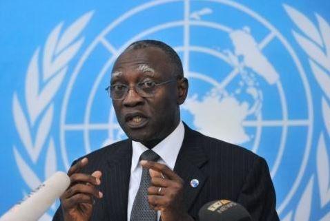 Verbatim de la conférence de presse du Représentant spécial du Secrétaire général