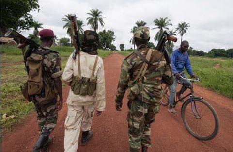 Centrafrique: les ex-rebelles Séléka toujours actifs, la population dénonce l'inertie des forces internationales